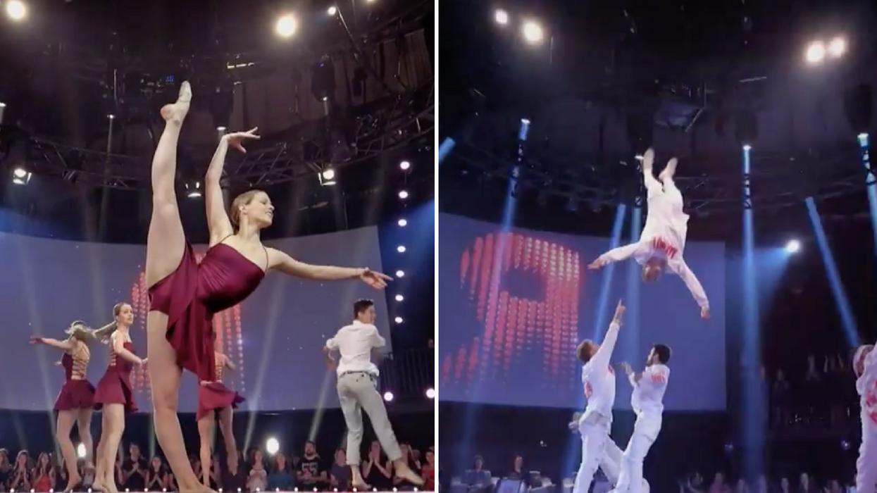 Les 8 moments les plus forts de la première de l'émission de danse Révolution