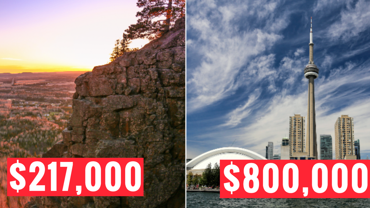 Ontario Cities Just Got Ranked By Affordability And The Results Are Shocking