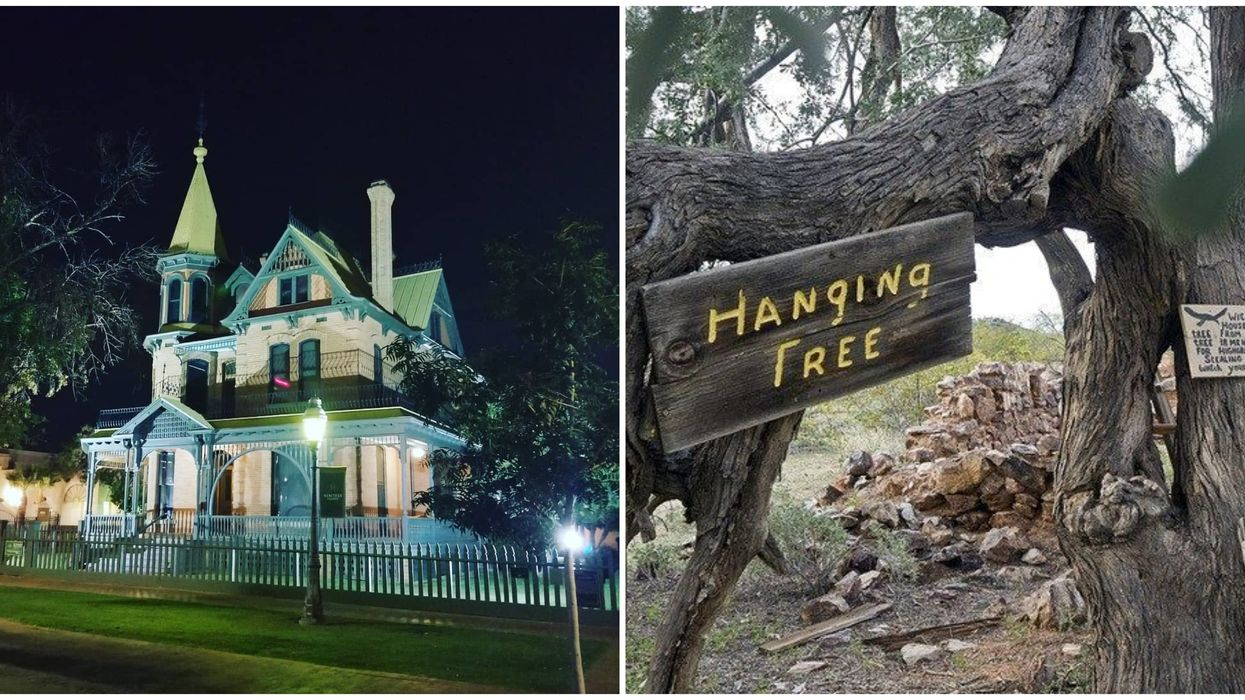 20 Spooky Places In Arizona That You Need To Discover This Fall