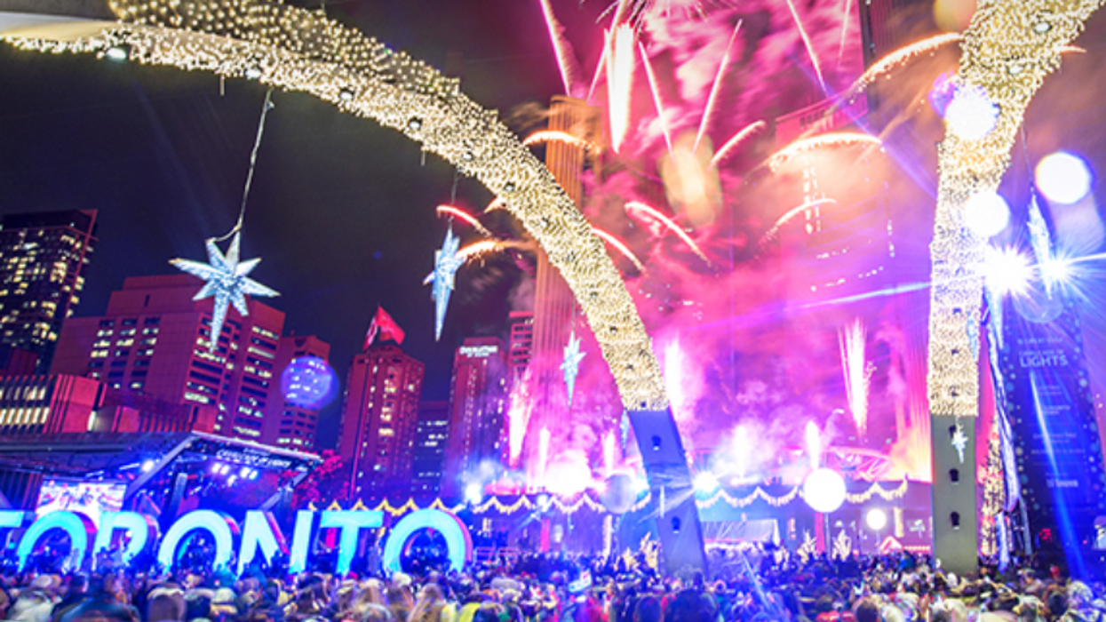 We Finally Know The Official Date Of Toronto's 2018 Cavalcade Of Lights