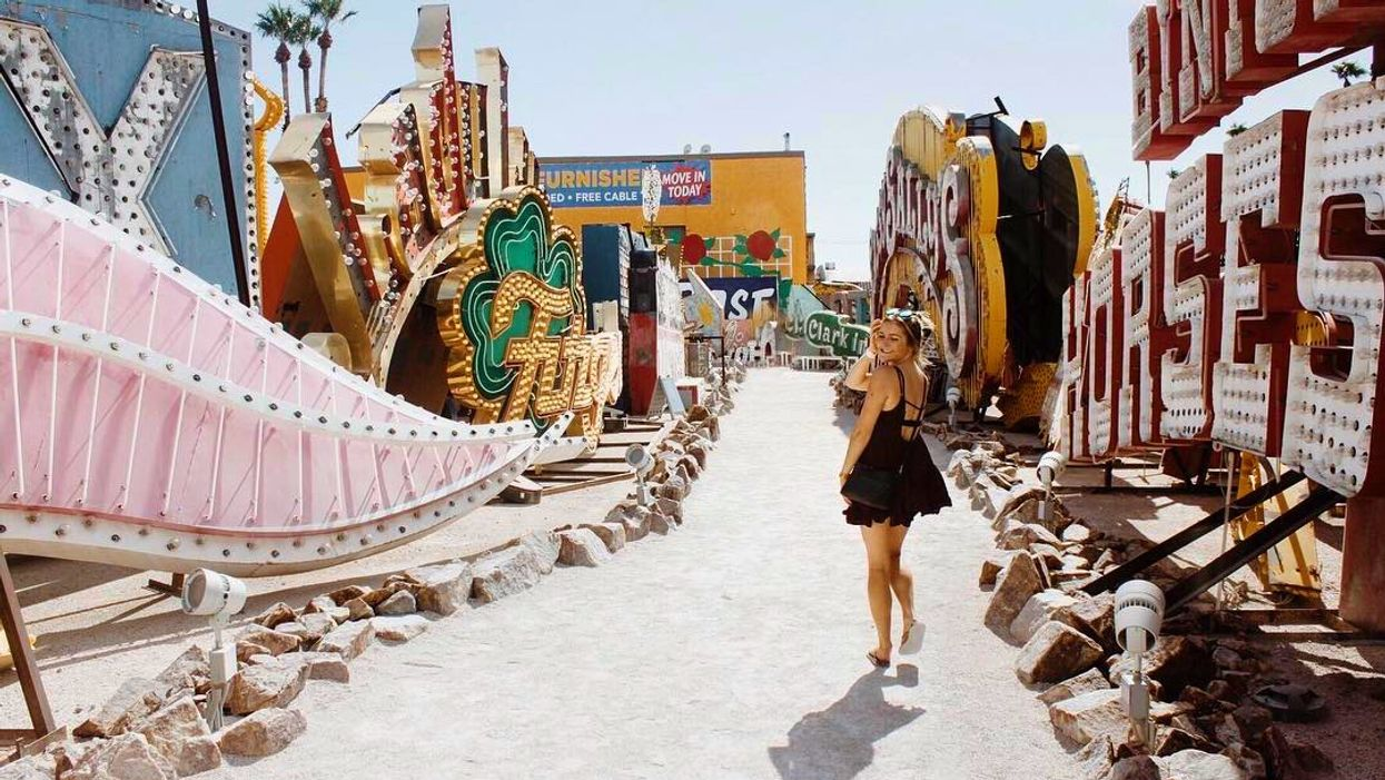 18 Surreal Places You Won't Believe Really Exist In Las Vegas