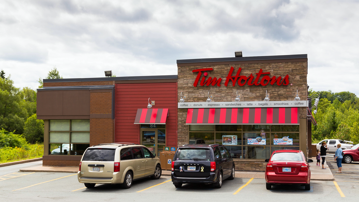 The 9 Kinds Of Tim Hortons You'll Visit In Your Lifetime