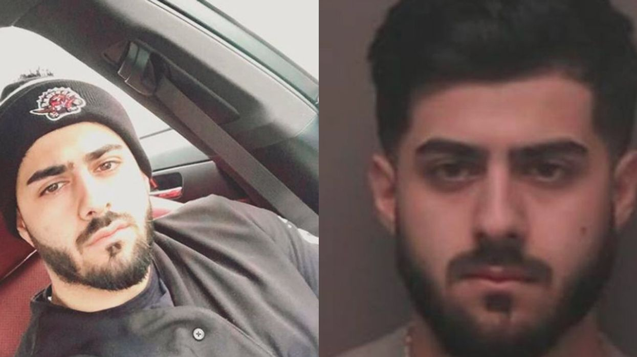Toronto Police Are Searching For 25-Year-Old Ontario Man That Is Armed And Dangerous