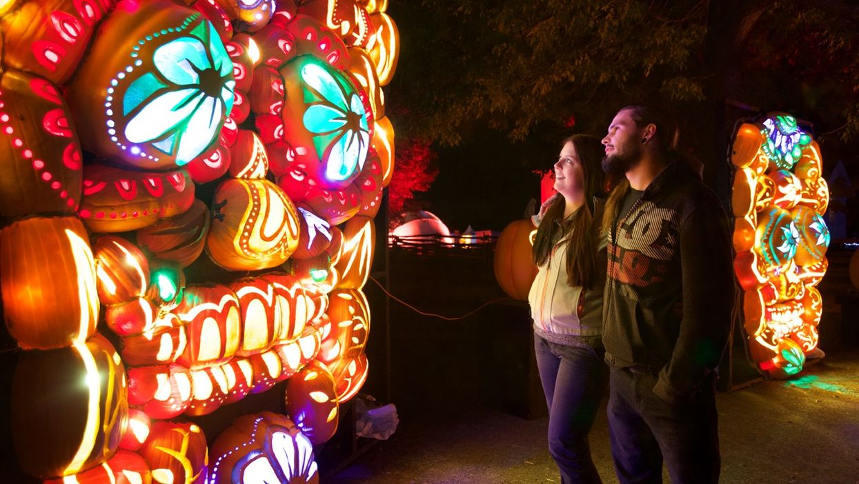 10 Tricks (And Treats!) You Have To See In This Magical Pumpkin-Filled Village