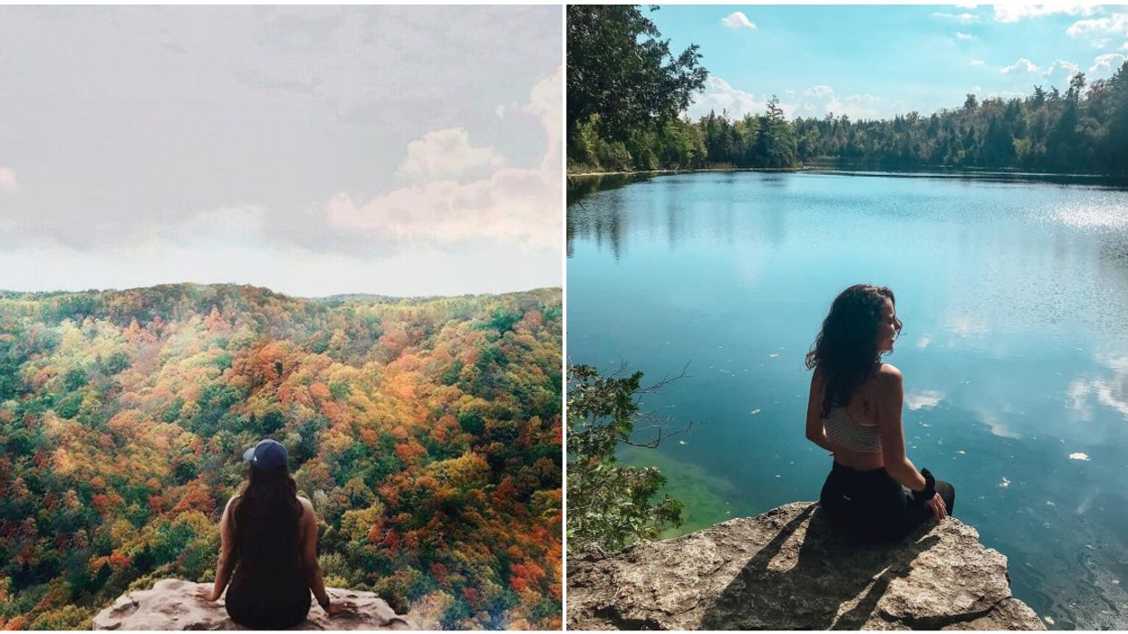 Most Breathtaking Spots You Can Visit Less Than 2 Hours From Toronto