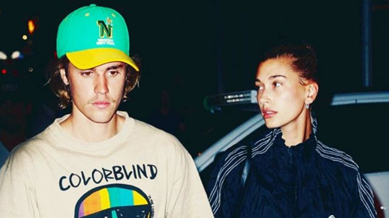 Justin Bieber And Hailey Baldwin Are In Ontario And He Actually Took Her To A Museum All About Himself (PHOTOS)