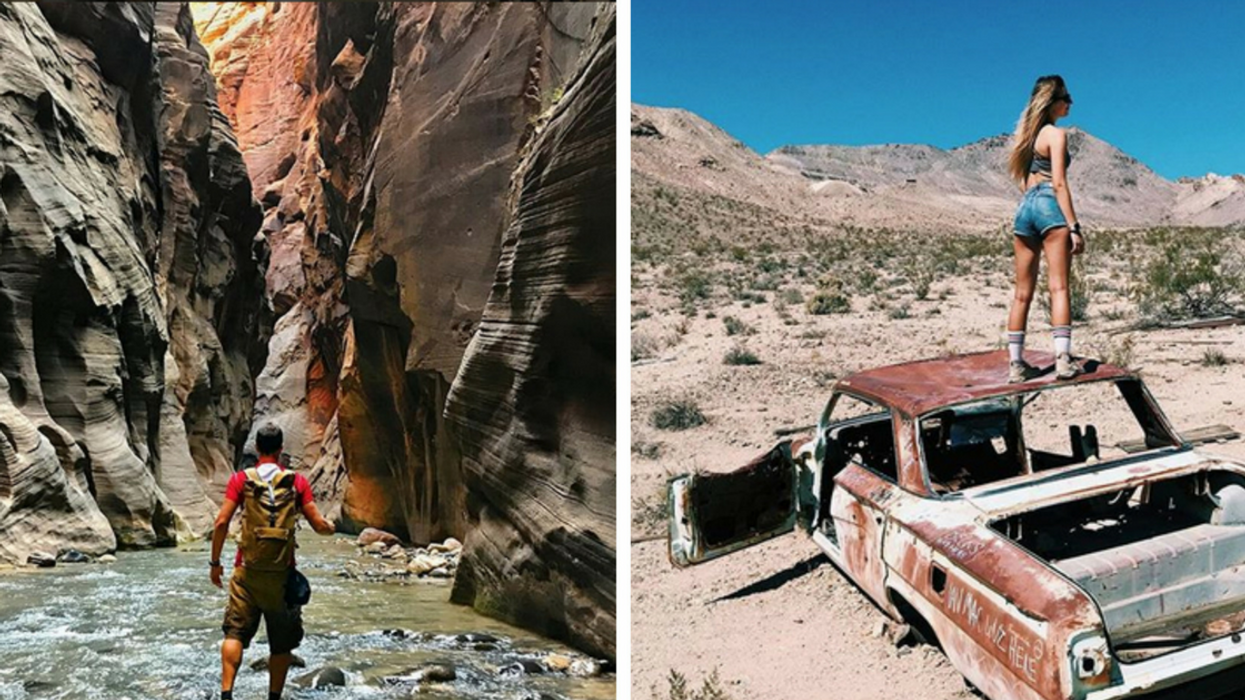 16 Spontaneous Day Trips That Are Less Than 3 Hours Away From Las Vegas