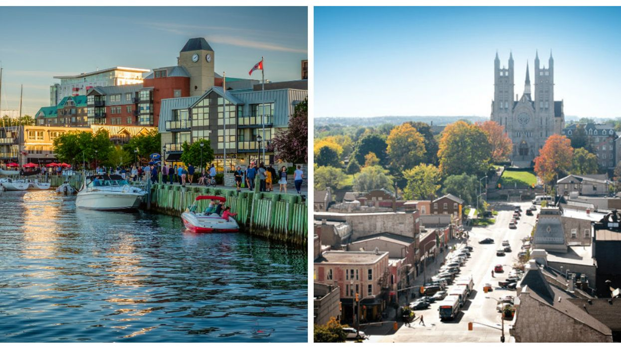 These Small Canadian Cities Are Where All Millennials Should Be Moving Right Now