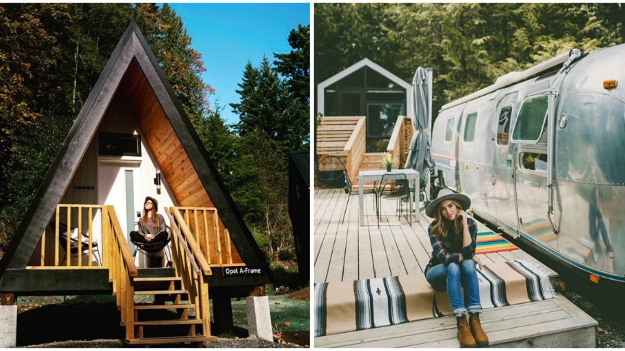Unique Airbnbs You Can Rent In BC You Won't Believe Actually Exist