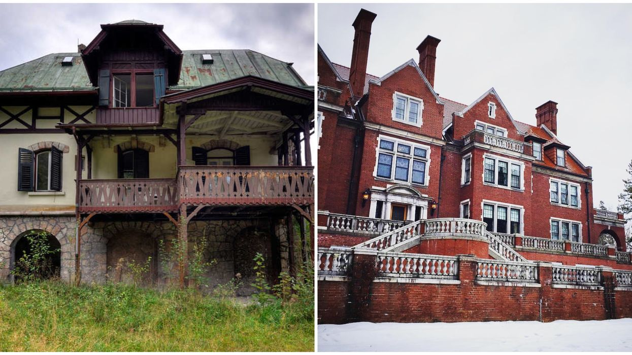 These Are The 13 Most Haunted Spots In Minnesota That You Must Road Trip To This Fall