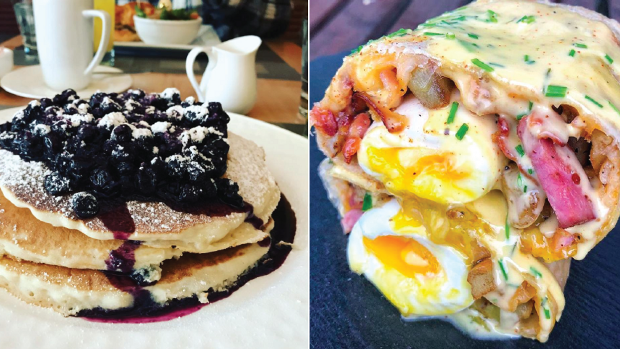 17 Cleveland Brunch Spots You Must Try At Least Once In Your Life