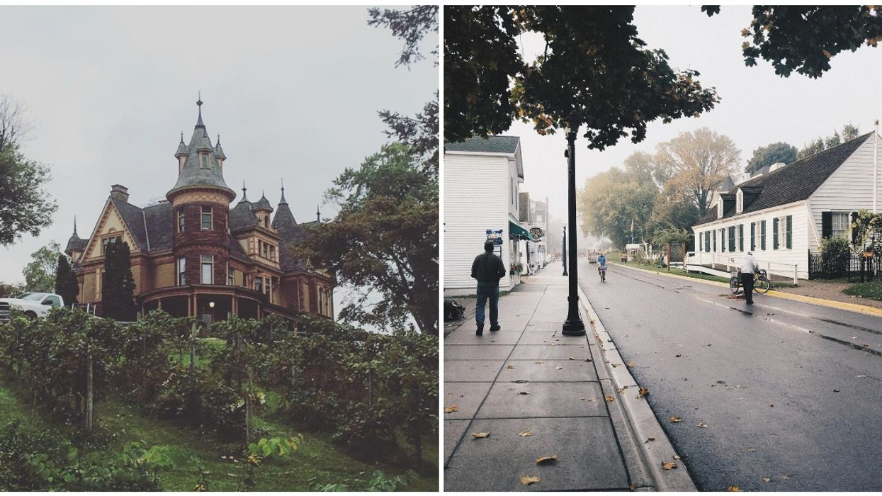 These Are The Most Haunted Spots In Michigan That You Must Road Trip To This Fall