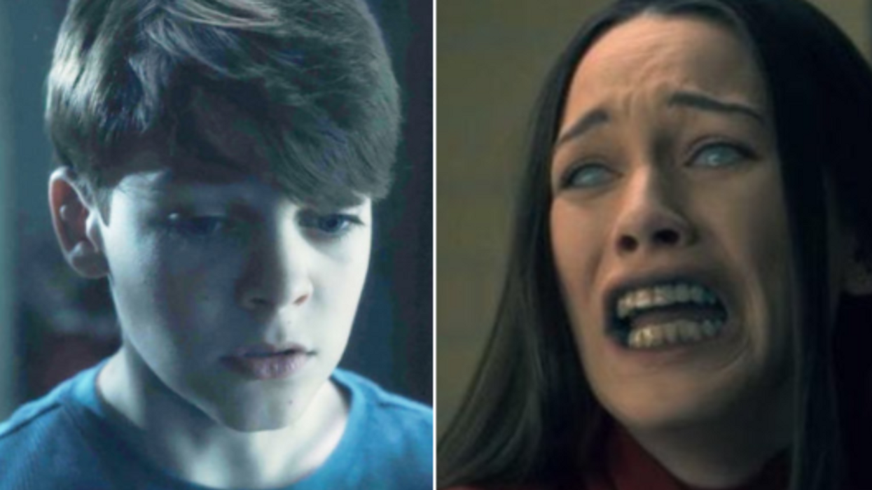 Netflix Canada's Latest Horror Series Is So Scary It's Making Some Viewers Throw Up And Pass Out