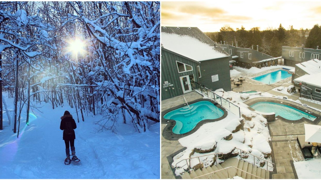 10 Weekend Getaways You Can Actually Afford To Take In Ontario This Winter