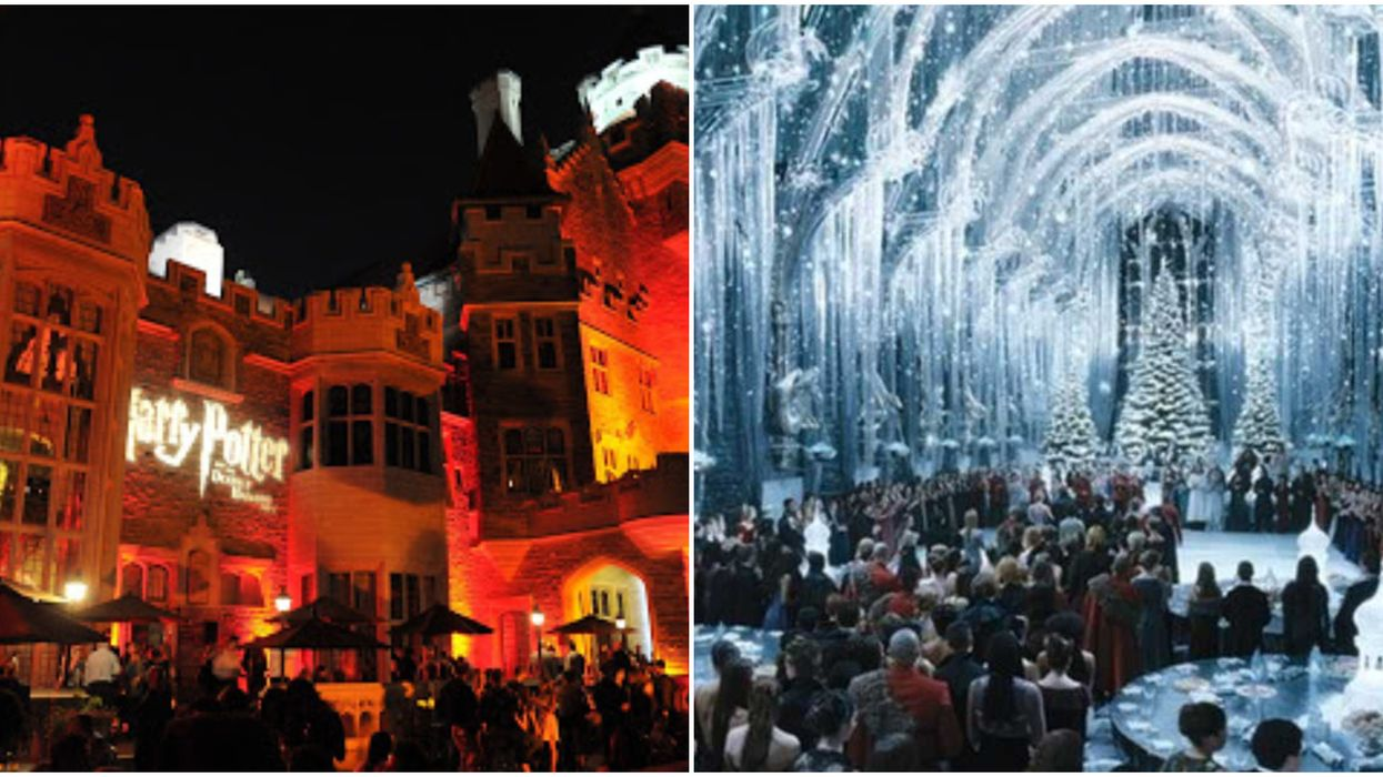7 Places All Harry Potter Fans Must Visit In Ontario