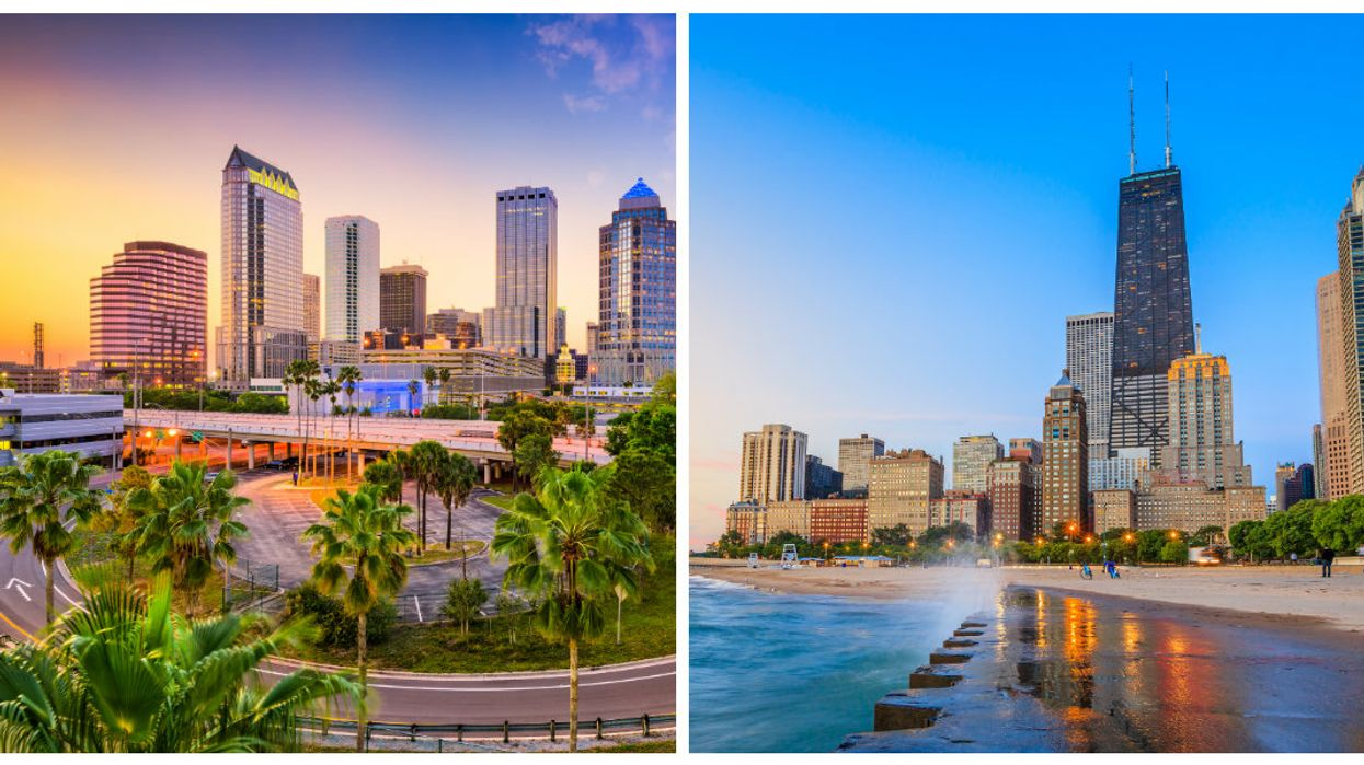These Cheap Roundtrip Flights Under $300 From Toronto To The USA Will Help You Skip Winter In Canada