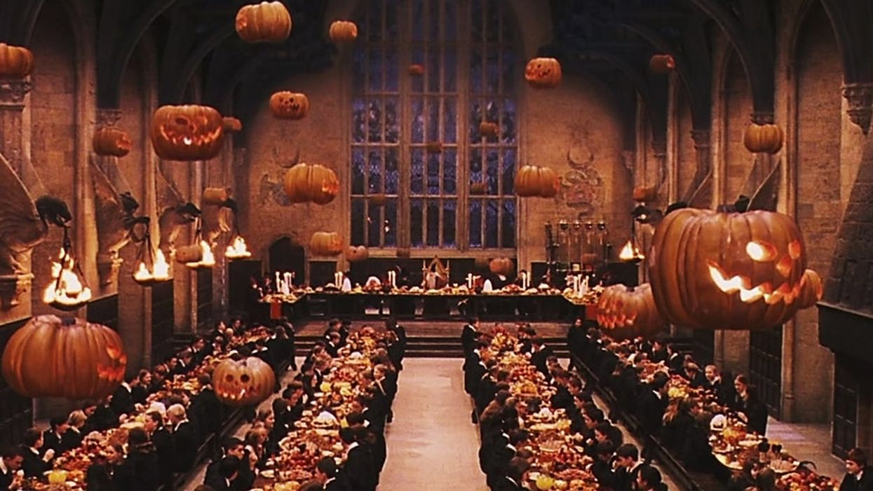 This Massive Mansion Hotel Near Ontario Is Transforming Into Hogwarts This Halloween