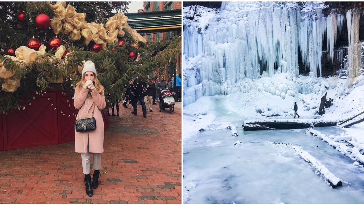 10 Cute Date Ideas In Ontario You Need To Go On With Your S/O This Winter