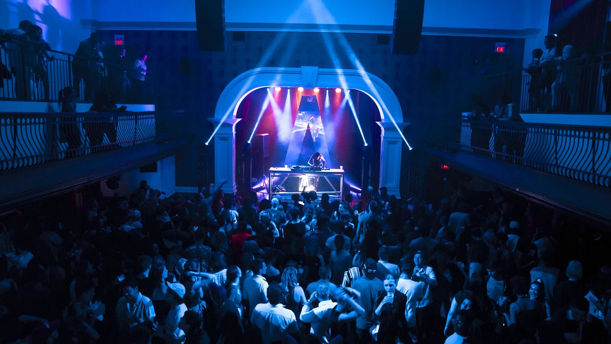 You Can Party With Absolut Vodka At These Halloween Events In Toronto