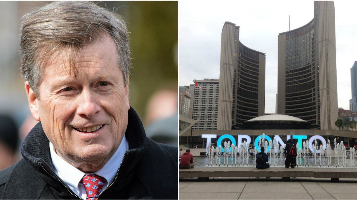John Tory Has Been Officially Re-Elected Mayor Of Toronto And These Are All The Councillors For The City's New 25 Wards