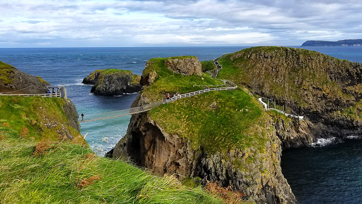You Can Now Fly From Vancouver To Ireland For Only $386 Roundtrip