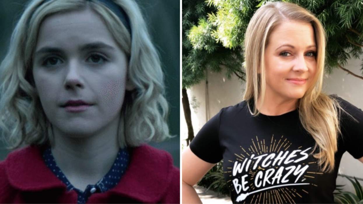 Les acteurs de Sabrina l'apprentie sorcière réagissent à la nouvelle série sur Netflix