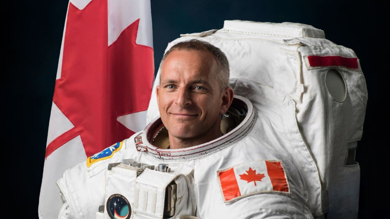 Everything You Need To Know about David Saint-Jacques, The Canadian Astronaut Going To Space In December