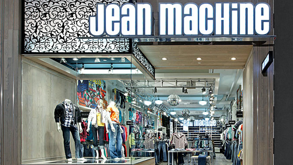 Jean Machine Is Finally Closing All Of Its Stores In Ontario And Honestly, Who Is Surprised?