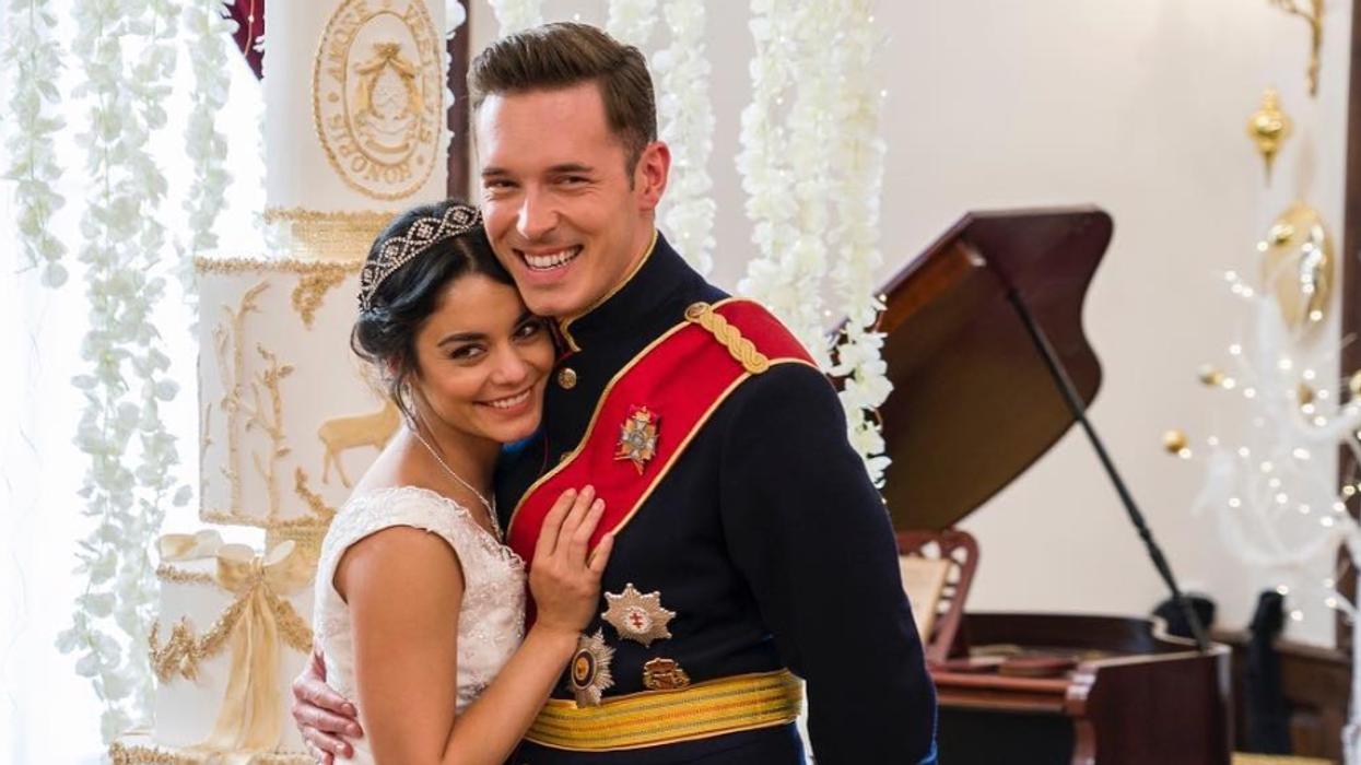 Cette nouvelle comédie romantique de Noël ultra quétaine sort bientôt sur Netflix
