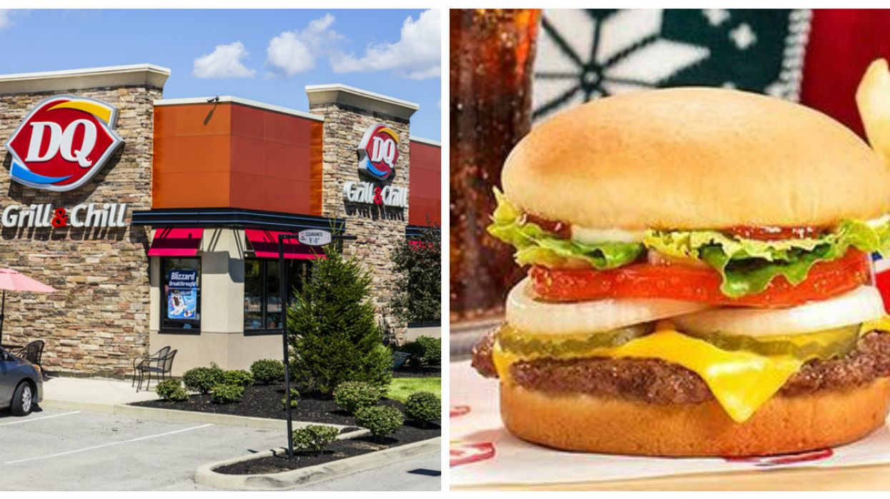 """We Tried Dairy Queen Canada's New """"Ultimate Meal Deal"""" And It Was Far From Ultimate"""