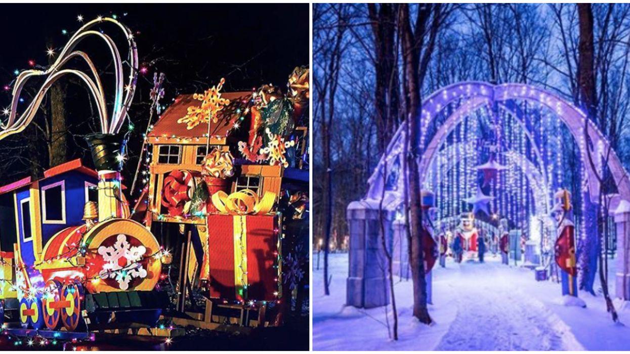 21 endroits magiques à visiter au Québec si t'es obsédé par Noël