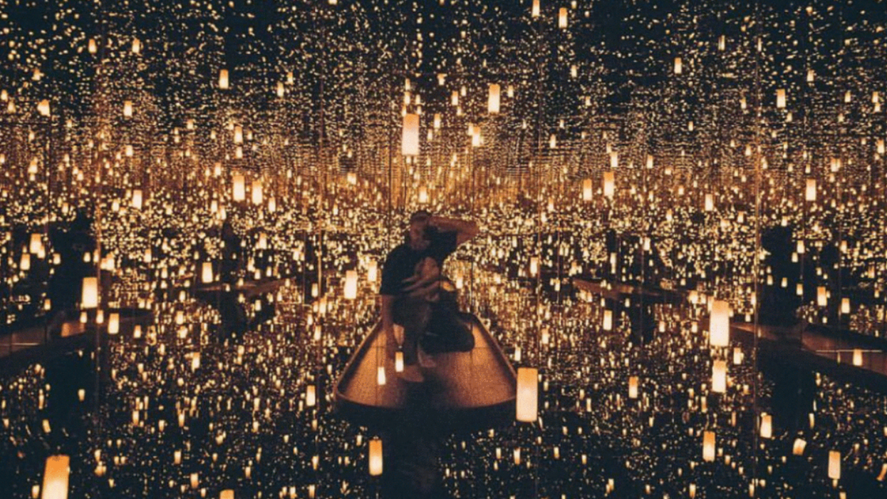 A Campaign Was Just Launched To Keep Yayoi Kusama's Infinity Mirrors In Toronto Forever