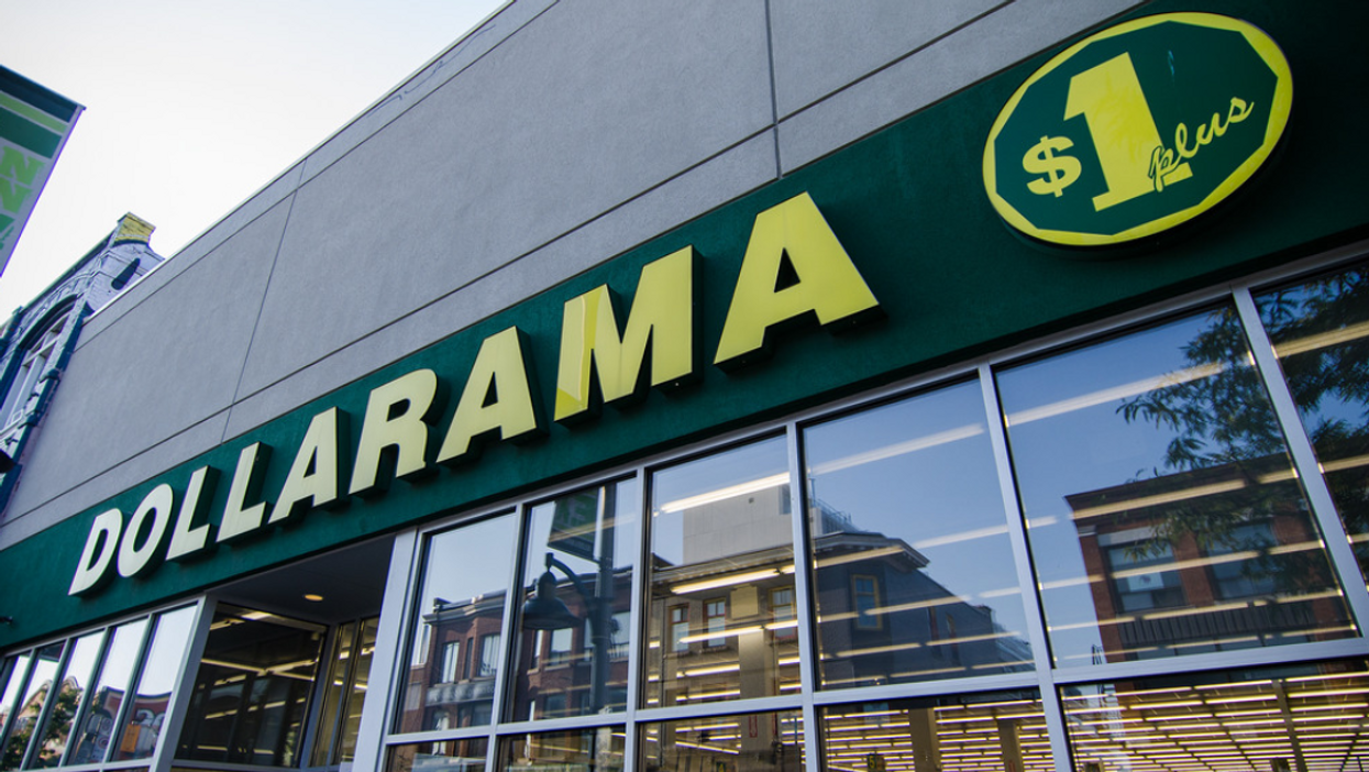 This Company Is So Convinced That Dollarama Is Going To Tank In Canada That They're Betting Money On It
