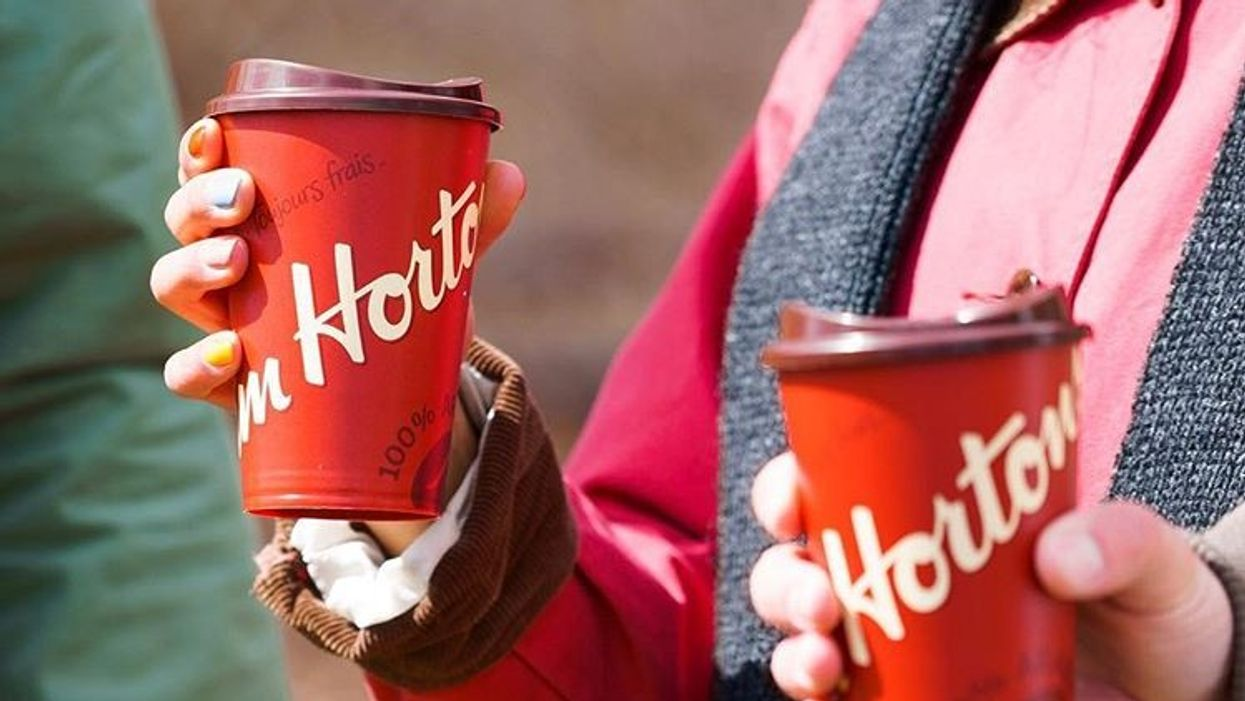 Tim Hortons Finally Released Their New Lids But Canadians Are Not Impressed
