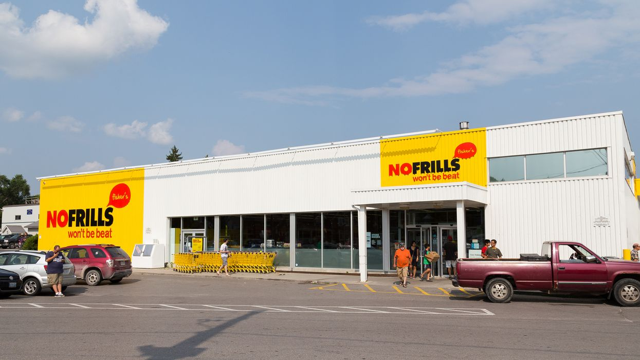 A Live Mouse Was Found Inside A Loaf Of Bread At A No Frills Grocery Store In Ontario (PHOTO)