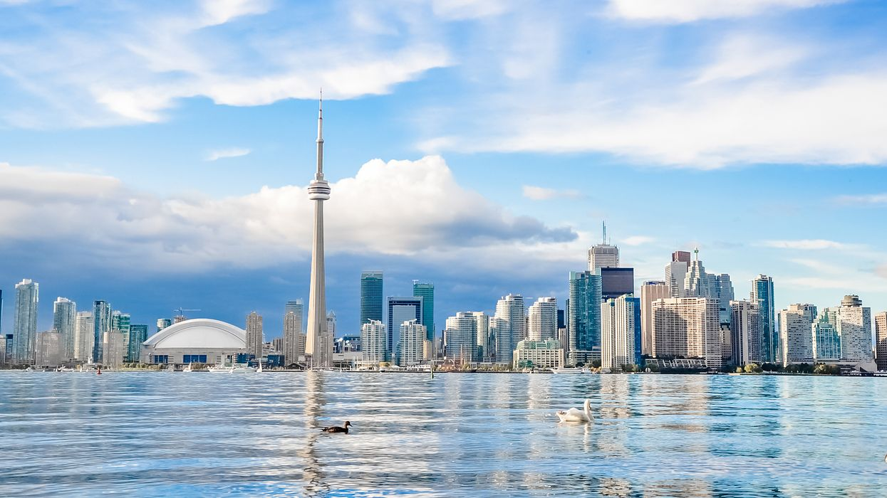 Toronto Has Been Ranked One Of The Richest Cities In The Whole World