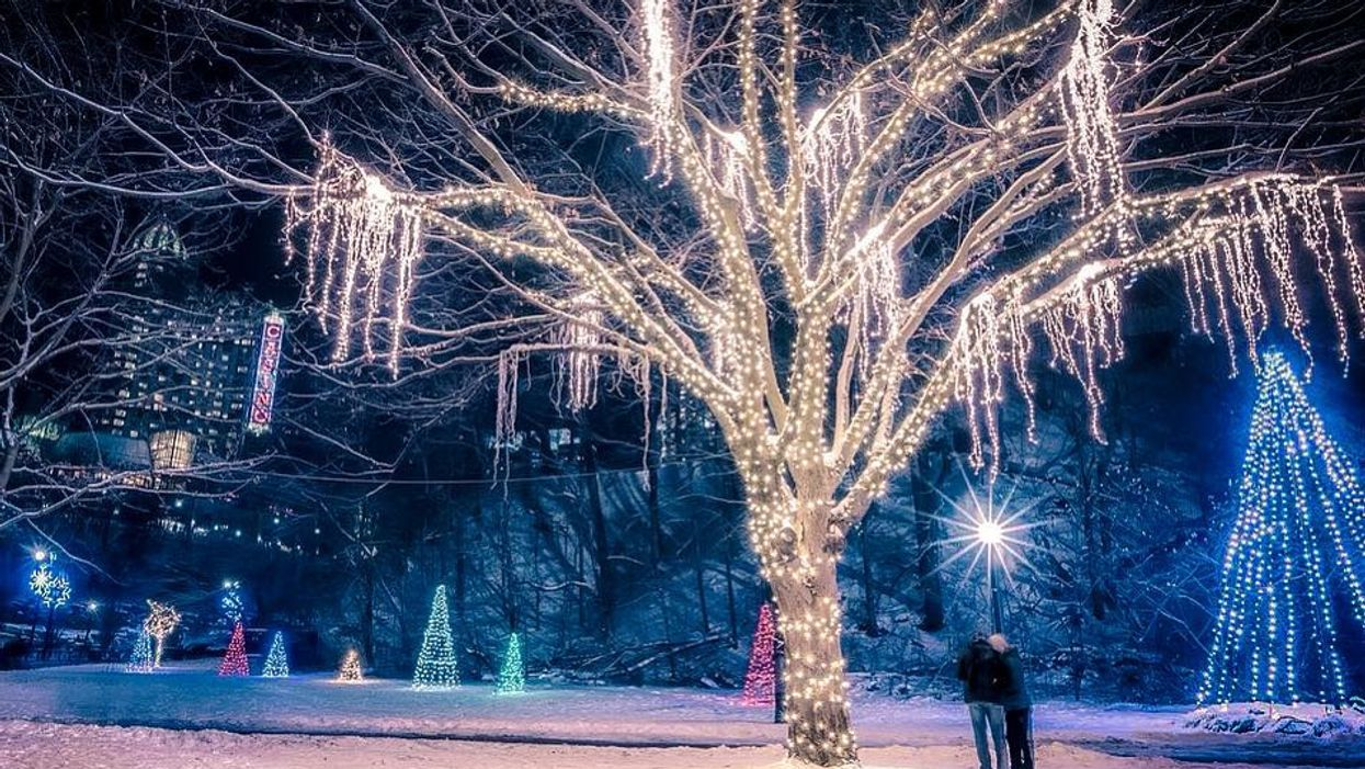 8 Ontario Towns That Become Magical In The Winter