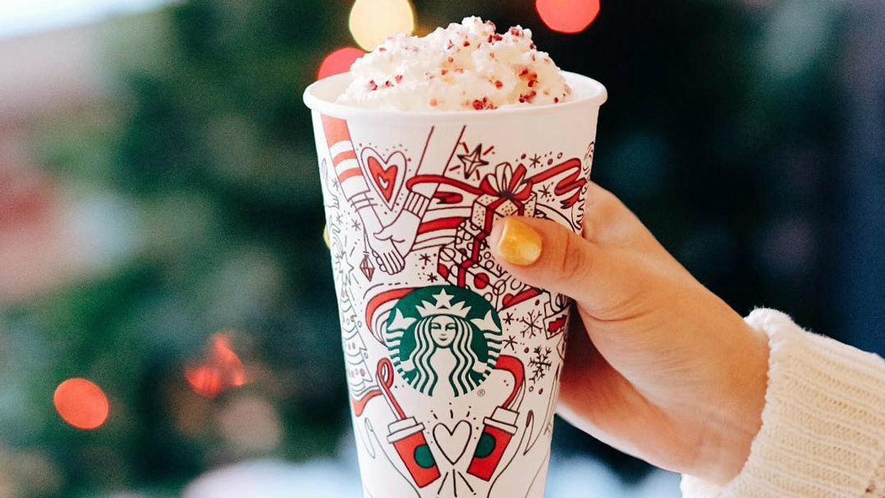 I Tried All 6 Of The Starbucks Canada Holiday-Inspired Drinks And This Is My Honest Opinion
