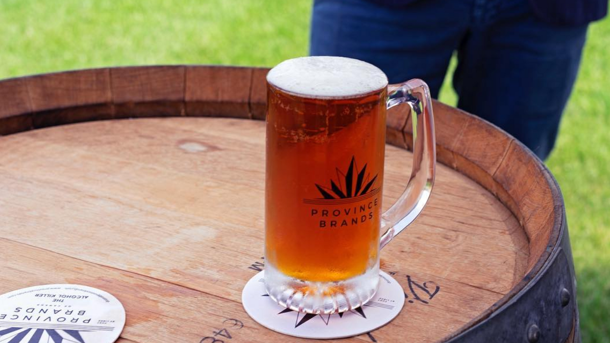 We Finally Know The Date That Marijuana Beer Will Be Available In Canada