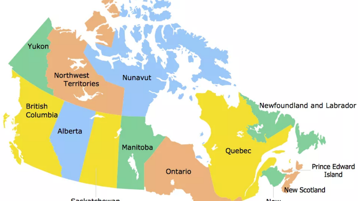 Provinces In Canada Were Ranked By Who Is Most Likely To Live The Longest And The Winner Is So Random