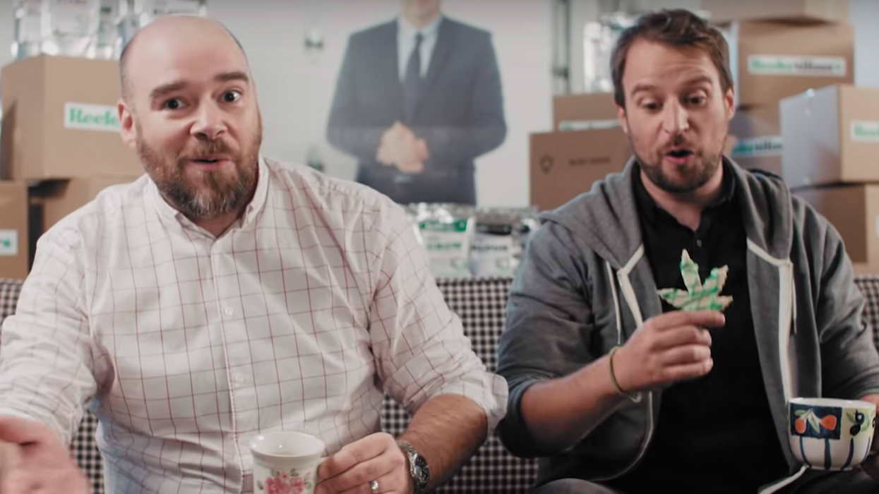 This Hilarious Marijuana Ad Is Going Viral In Canada And You Need To Watch It Right Now (VIDEO)