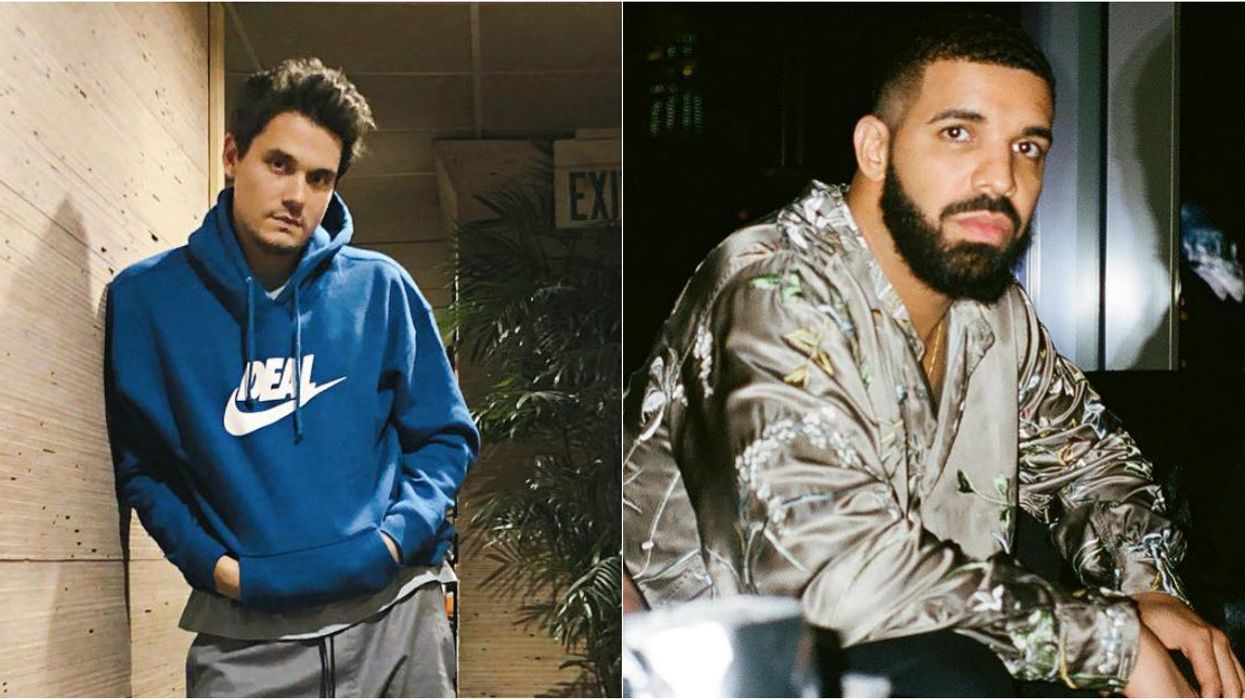 John Mayer Just Admitted That Partying With Drake Is What Made Him Get Sober