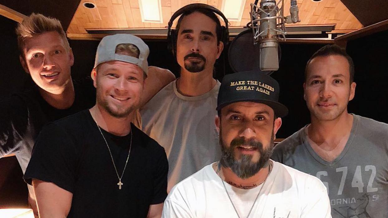 Les Backstreet Boys seront en concert à Montréal l'été prochain