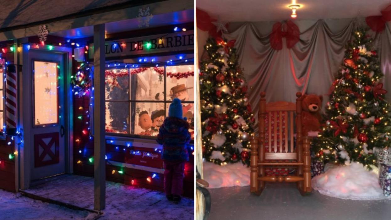 Le village de Noël digne des plus beaux contes revient à Laval cette année