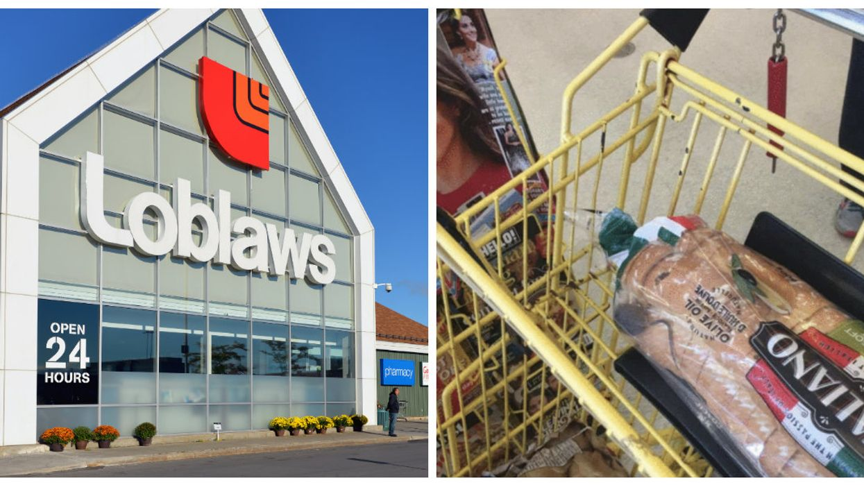 Loblaws Just Responded To The Disturbing Photo Of A Live Mouse In No Frills Bread