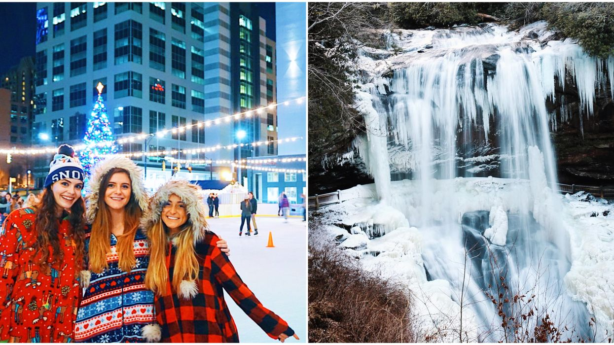 15 Things To Do In North Carolina That You Have To Add To Your Winter Bucket List