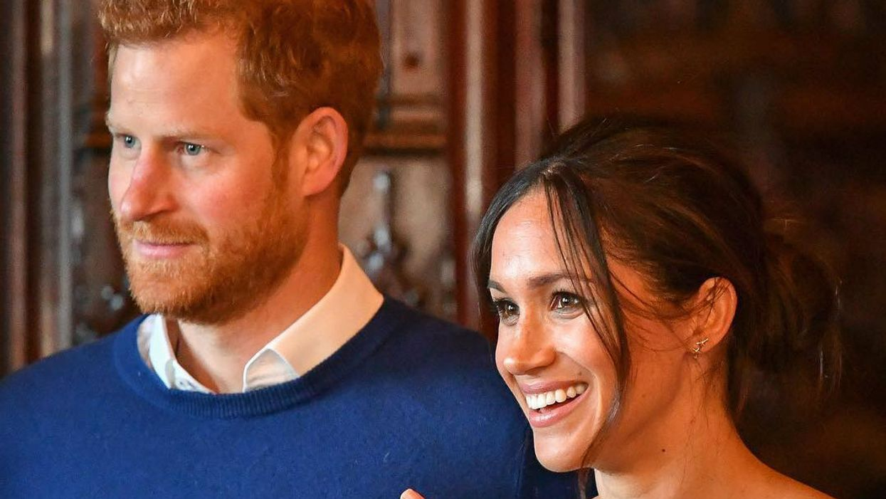 We Know Who Meghan Markle And Prince Harry Will Name As Godmother Of Their Baby And She's Canadian