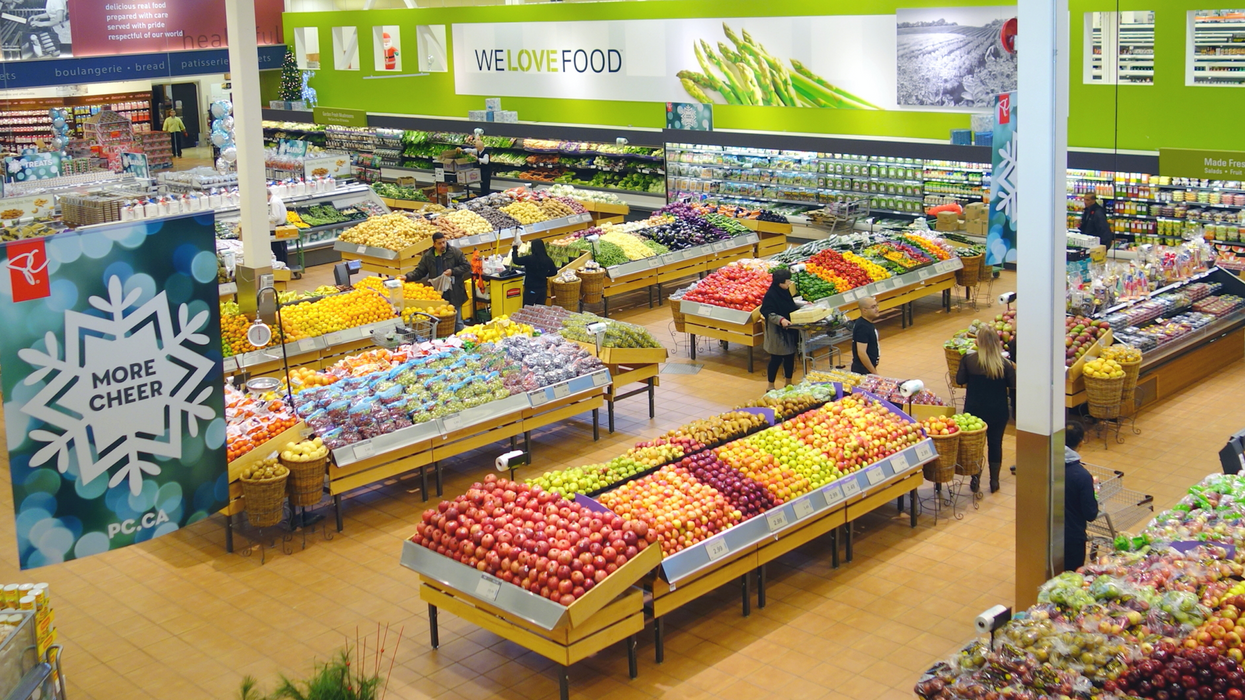 Food Prices Just Went Up At All Of Canada's Major Grocery Stores