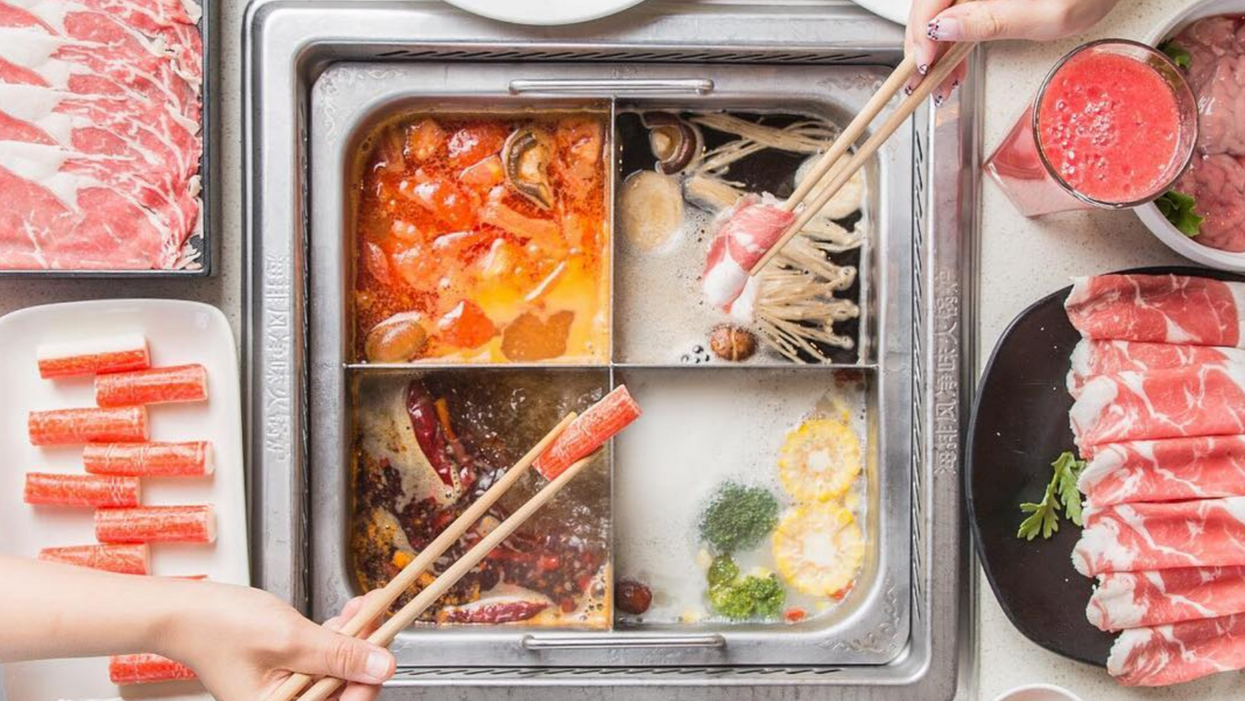 This Super Popular Chinese Hot Pot Chain Is Opening Their First Ever Location In Canada