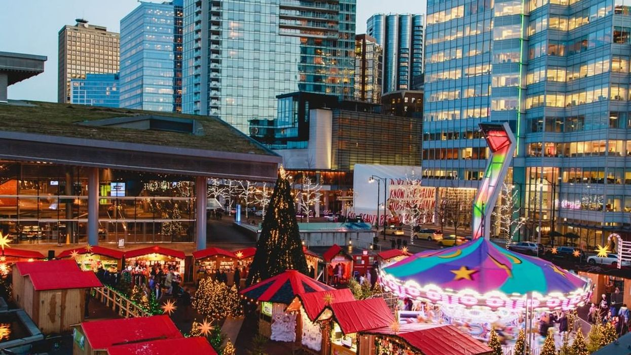 25 Christmas Markets In BC You Must Visit This Holiday Season